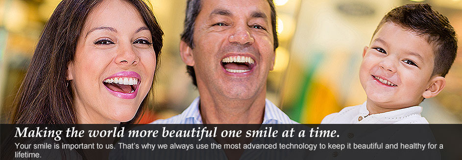 Covina Hills Dental, making the world more beautiful one smile at a time.
